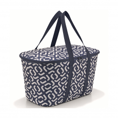 Термосумка Coolerbag Signature Navy