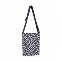Сумка Shoulderbag S Signature Navy
