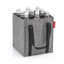Сумка-органайзер для бутылок Bottlebag Twist Silver