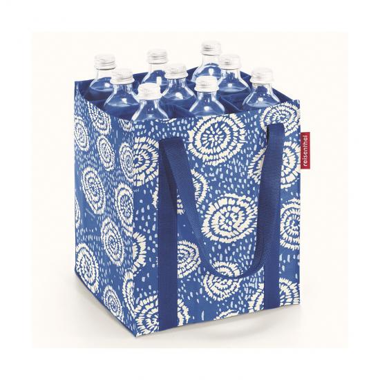 Сумка-органайзер для бутылок Bottlebag Batik Strong Blue