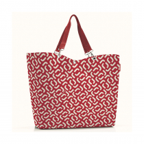 Сумка Shopper XL Signature Red