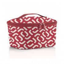 Термосумка Coolerbag S Pocket Signature Red