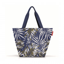 Сумка Shopper M Jungle Space Blue