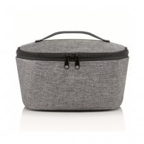 Термосумка Coolerbag S Pocket Twist Silver