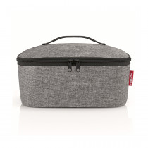 Термосумка Coolerbag M Pocket Twist Silver