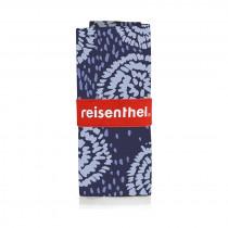 Сумка складная Mini Maxi Shopper Batik, синяя