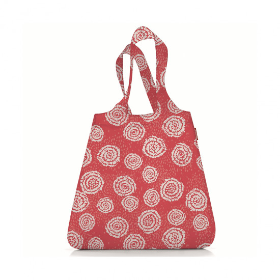 Сумка складная Mini Maxi Shopper Batik, красная