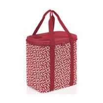 Термосумка Coolerbag XL Signature Red