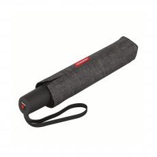 Зонт-автомат Pocket Duomatic Twist Silver