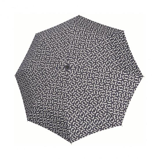 Зонт механический Pocket Classic Signature Navy