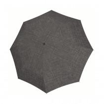 Зонт механический Pocket Classic Twist Silver