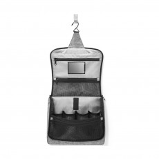 Сумка-органайзер Toiletbag XL Twist Silver