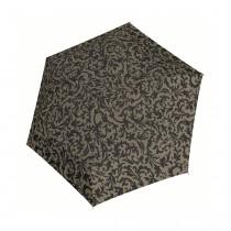 Зонт механический Pocket Mini Baroque Taupe