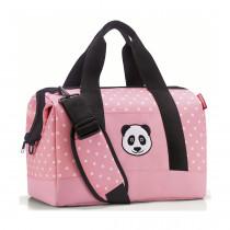 Сумка детская Allrounder M Panda Dots Pink