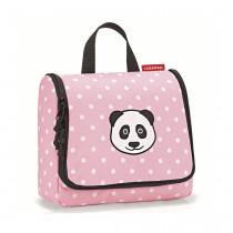Сумка-органайзер Toiletbag Panda Dots Pink