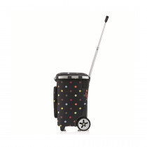 Сумка-тележка Carrycruiser Plus Dots