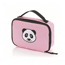 Термосумка детская Thermocase Panda Dots Pink